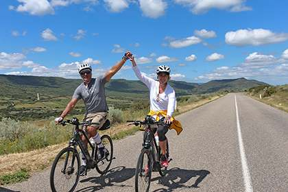 Luxury self guided cycling holidays