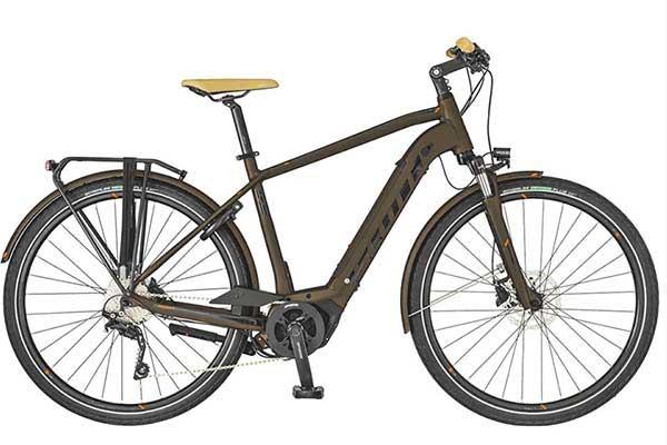 E-bike-for rental sardinia-