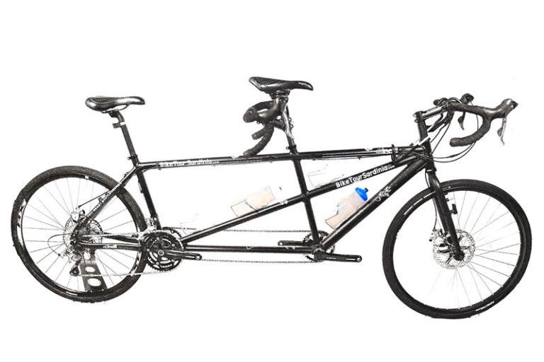 race-Tandem for rent-cycling-sardinia