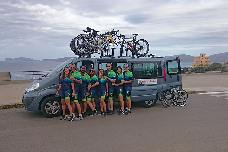 Luxury Cycling trip in Sardinia