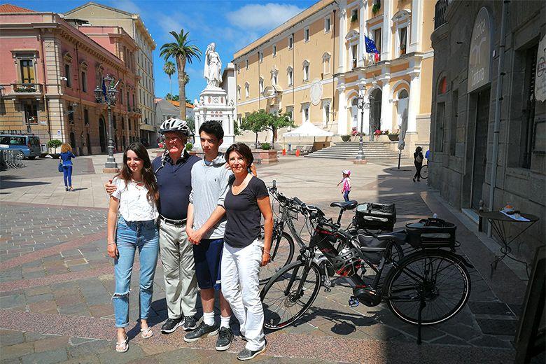 Italy Luxury Bike Tour for families