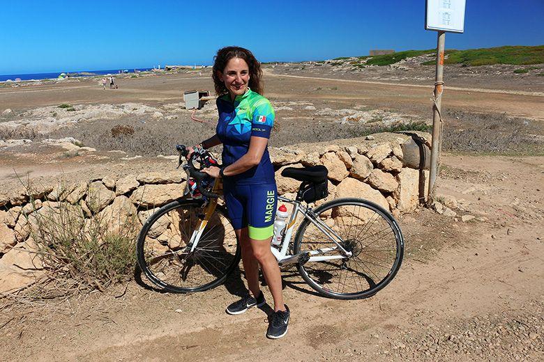 Sinis Peninsula cycling tour