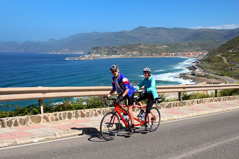 self guided bike tour italy